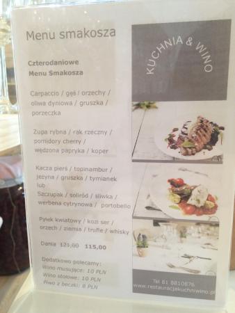 Kaczka Picture Of Restauracja Kuchnia I Wino Kazimierz