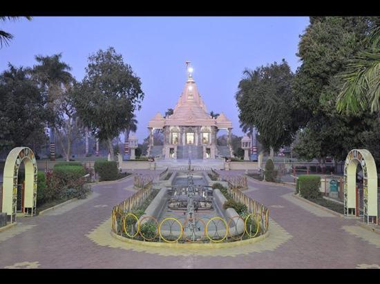 Kayavarohan Shiva Temple