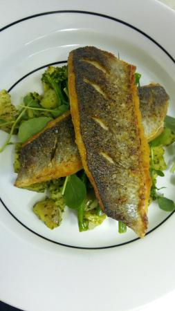 Killyleagh, UK: our new a la carte dishes