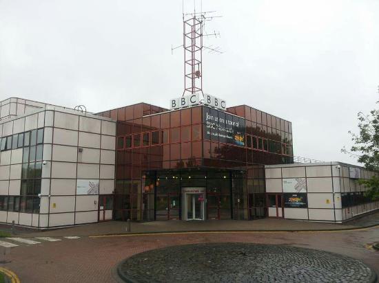 Bbc Studio Tour Newcastle