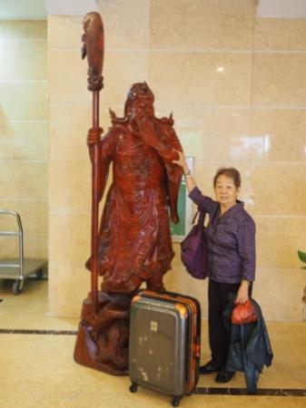 Wuyi Shan, الصين: Guan Kong