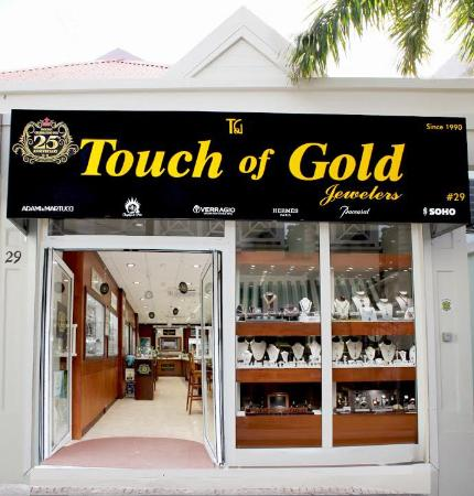 Touch of Gold Jewelers Philipsburg 2018 All You Need to Know