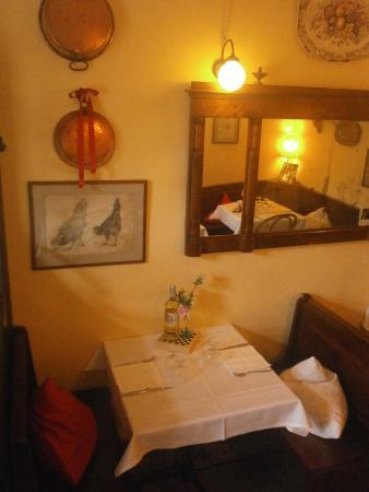 Ciciano, Italia: saletta