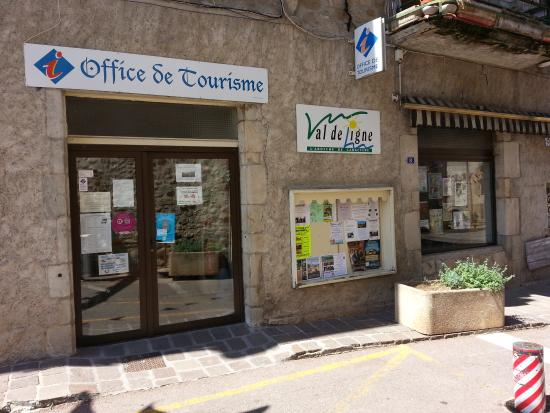 Office intercommunal du Tourisme en Val de Ligne