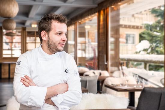 Cordon, Francia: Le Chef