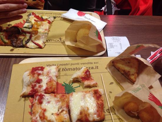 Tomato Pizza照片