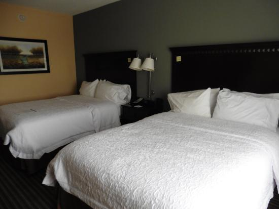 Tamarac, FL: Comfortable beds