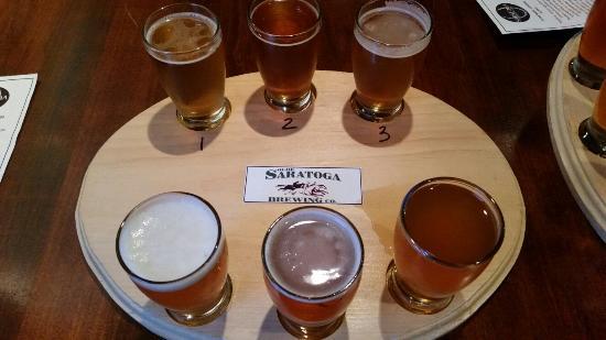Olde Saratoga Brewing Company : 20160422_193332_large.jpg
