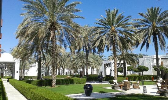 The Chedi Muscat – a GHM hotel: 20160417_091229_large.jpg