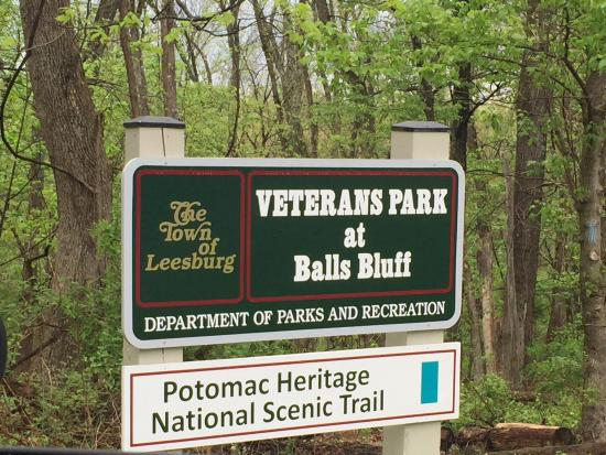 Leesburg, VA: Veterans Park at Bulls Bluff
