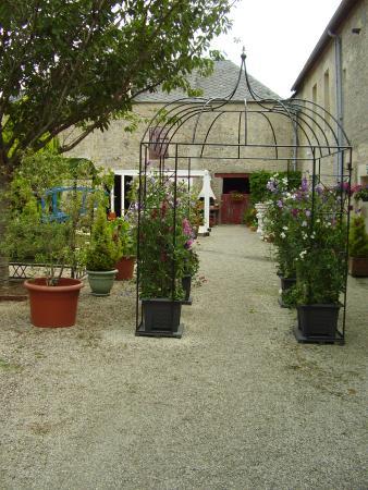 Manvieux, Frankrike: La magnanerie