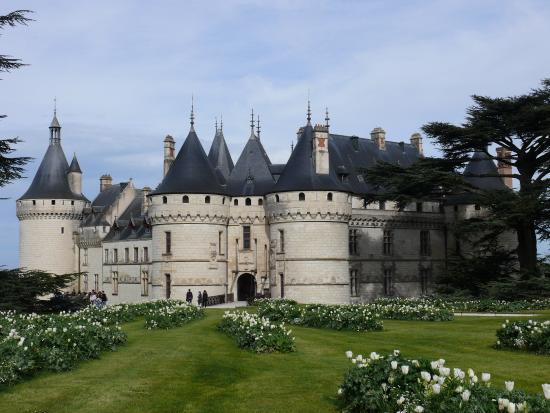 Centrum, Frankrijk: le château et ses jardins