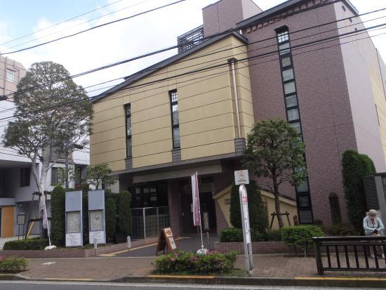 Shirane Memorial Shibuya Museum