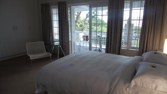 South Villa Guest House: Our Room