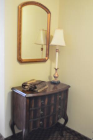 Clarion Collection Hotel Arlington Court Suites: AT the entrance of the Suite
