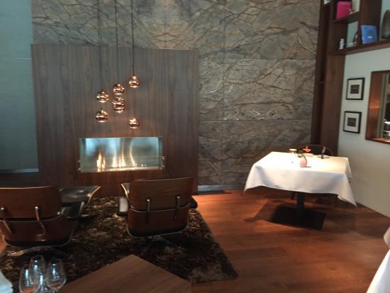 EssZimmer   Fine Dining Restaurant In Der BMW Welt: EssZimmer   Open Fire