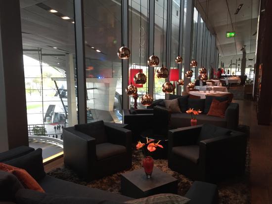 Großartig EssZimmer   Fine Dining Restaurant In Der BMW Welt: EssZimmer   Interior
