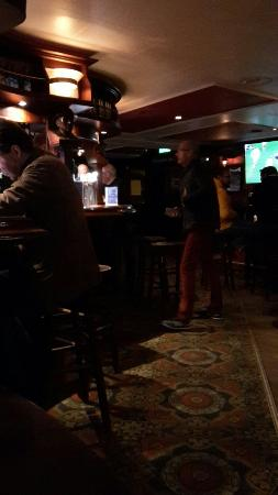 Nyon, Switzerland: In the fisherman pub