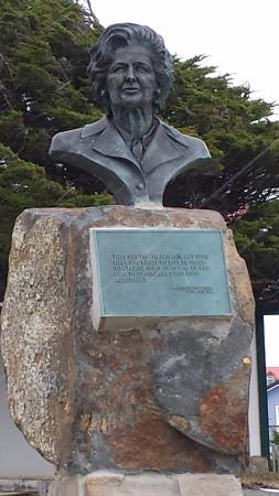 Stanley, Falklandsöarna: maggie