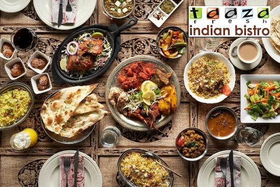 Owner Yasin Chellappa Picture Of Taaza Indian Bistro