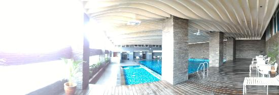 aussicht aus dem 21 stock picture of swiss belhotel mangga besar rh tripadvisor com sg