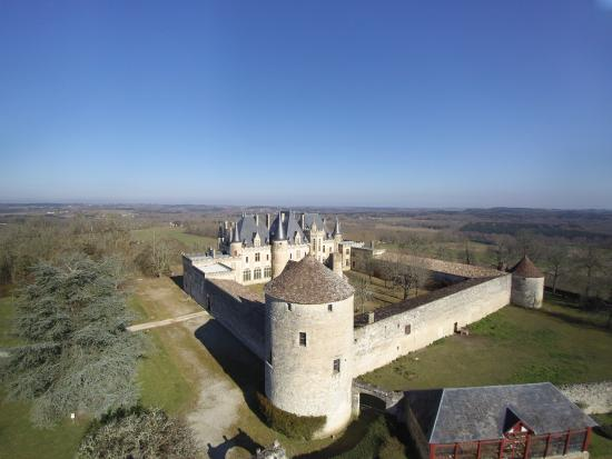 Image result for montaigne's  tower