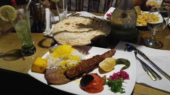 Qashqai Restaurant