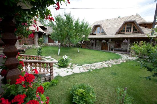 Eco-Resort Butuceni: Reception