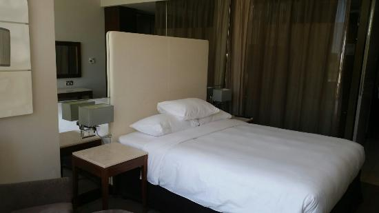 Centro Yas Island Abu Dhabi by Rotana: Bedroom on 2nd floor