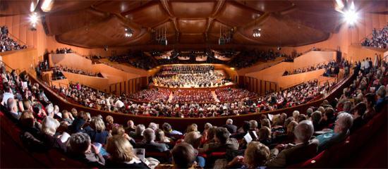 Sala santa cecilia foto di accademia nazionale di santa for Auditorium parco della musica sala santa cecilia