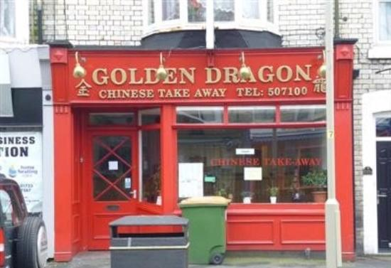 Golden Dragon Scarborough 118 Victoria Rd Restaurant