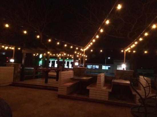 Cowboy Jacku0027s: New Brighton Outdoor Patio Area