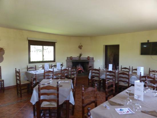 El Ronquillo, Espanha: Comedor con capacidad de 120 personas
