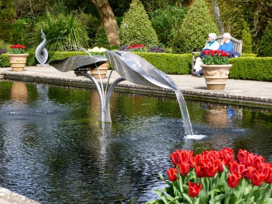 Haywards Heath, UK: Italian Garden