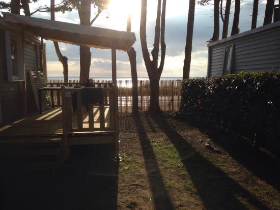 Piscine picture of le conguel campsite quiberon for Camping piscine quiberon