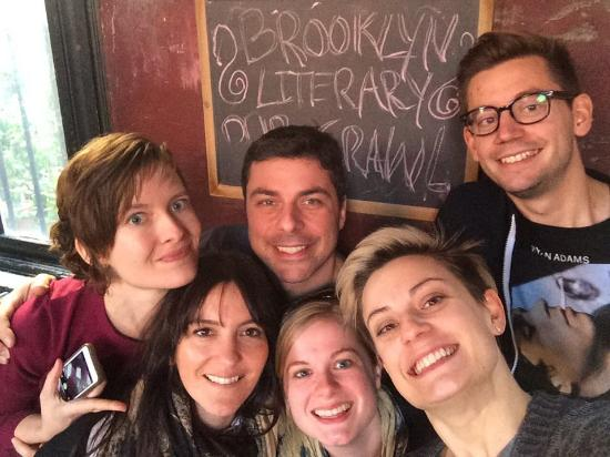 Brooklyn Literary Pub Crawl