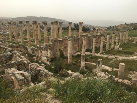 Jerash-ruinene: photo1.jpg