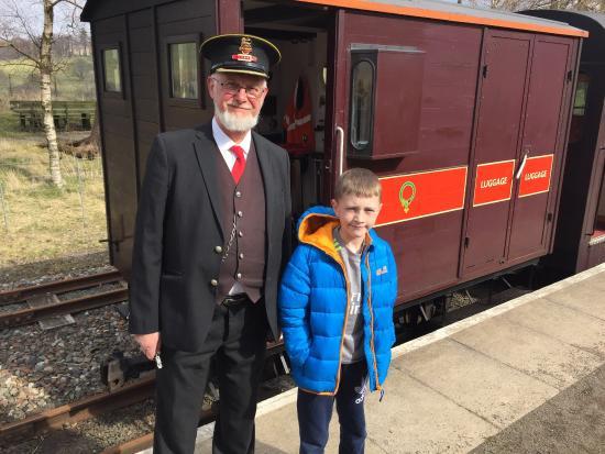 South Tynedale Railway: photo1.jpg