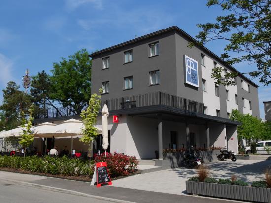 Photo2 Jpg Picture Of The Loop Hotel Zagreb Tripadvisor