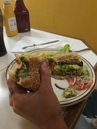 Exeter, CA: Philly Cheesesteak and Cheeseburger