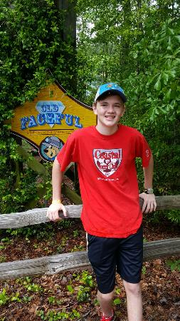 Yogi Bear's Jellystone Park at Daddy Joe's