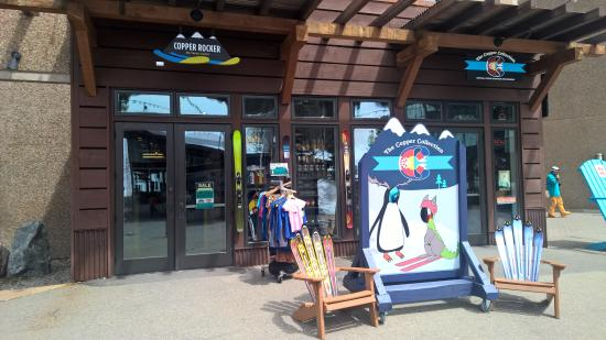 Copper Mountain, CO: 14 different brands, and over 50 models of demo skis.