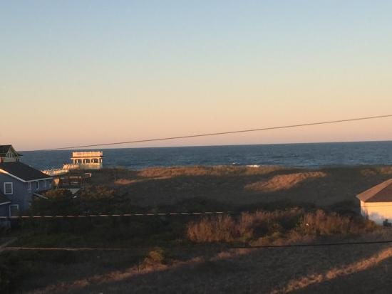 Travelodge Nags Head Beach Hotel/Outer Banks: View From Our Room