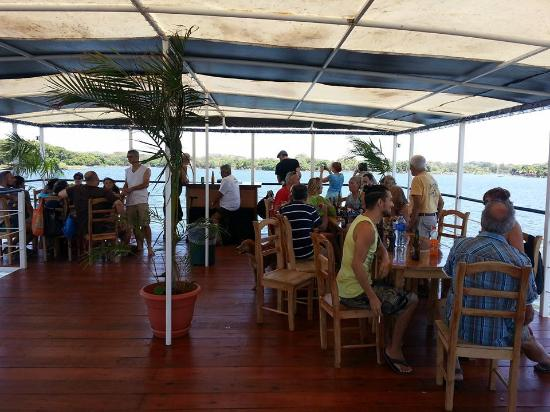 Granada, Nicaragua: Upper deck