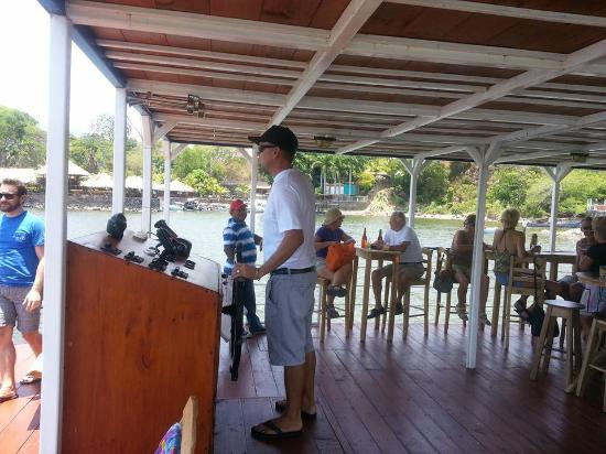 Granada, Nicaragua: Captain Martin McNally