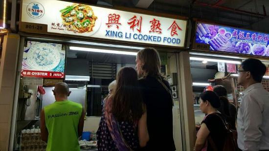 Xing Li Cooked Food