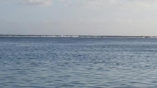 Saint-Gilles-Les-Bains, Reunion Adası: Plage de l'Ermitage