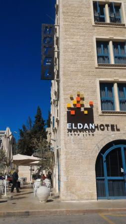 Eldan Hotel Resmi