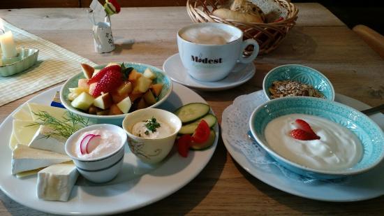Hoslwang, Γερμανία: d'SpeisKammer im Landhof Angstl