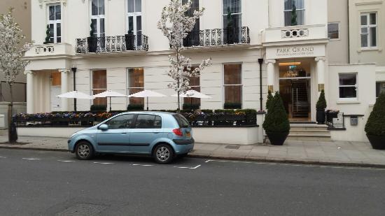 park grand london lancaster gate picture of park grand. Black Bedroom Furniture Sets. Home Design Ideas